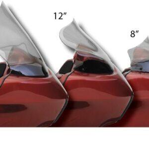Windshield Klock Werks Flare per Road Glide fino al 2013