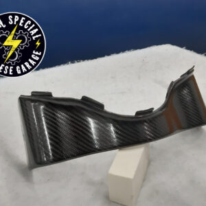 Carbon Under Fairing-Cover piastra Forcella inferiore Street Glide-Electra in Carbonio 14up