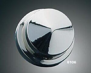 Cover Cromo Bulloni Testa Twin Cam