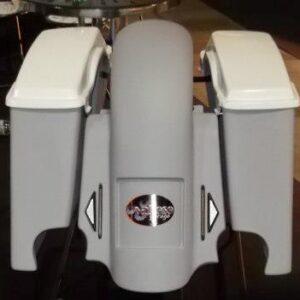 Kit Retrotreno Vallese Garage per tutti i modelli Touring 2009-2013