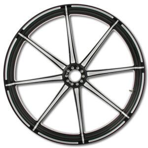 Cerchio modello Velocity Nero RevTech 21″x3,5″ TOURING 84-20
