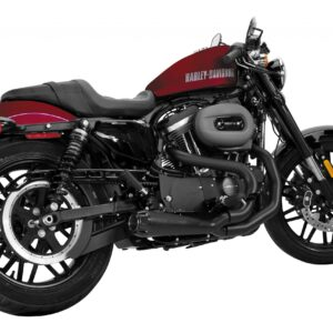 SISTEMA DI SCARICO 2 IN 1 TWO BROTHERS RACING COMP-S NERO SPORTSTER 14UP
