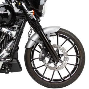Pro Short Steel Front Fenders Arlen Ness 2014up 19″